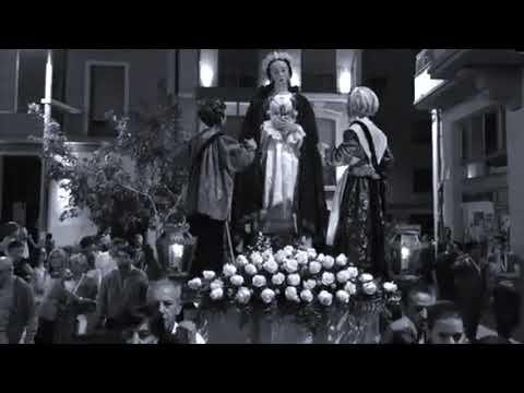 Recuerdo Procesión Virgen De La Saleta - Zamora Septiembre 2018