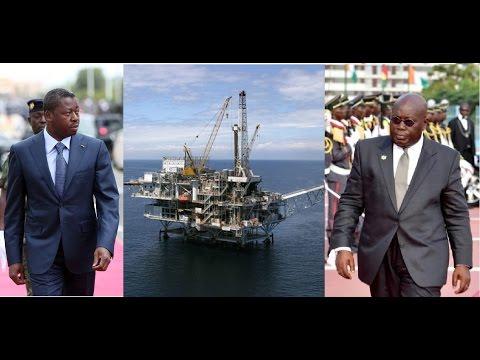 L'exploitation du petrole offshore divise le Togo et le Ghana