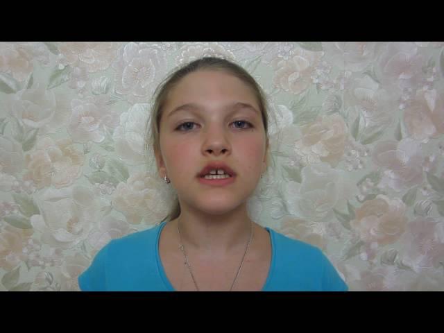 Ангелина Щепина читает произведение «Детство» (Бунин Иван Алексеевич)