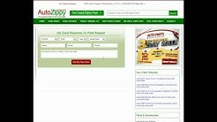 Used Auto Parts Locator: autoZippy.com Used Auto Parts Online