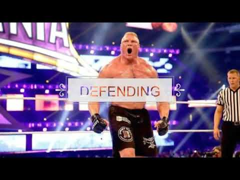 WWE Brock Lesnar ringtone