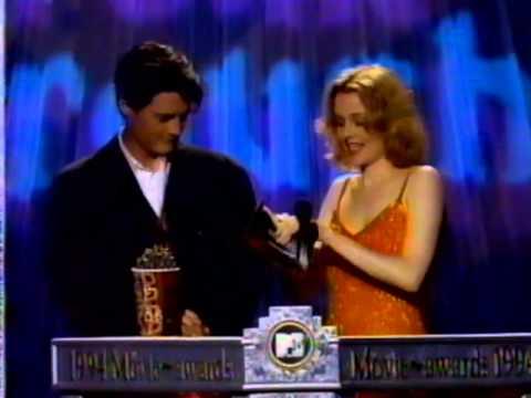 MTV Movie Awards with Kyle MacLachlan, Penelope Ann Miller, Alicia Silverstone 1994