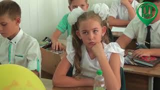 """Перший урок у """"Першокласників"""" (5 клас) Новобузької гімназії"""