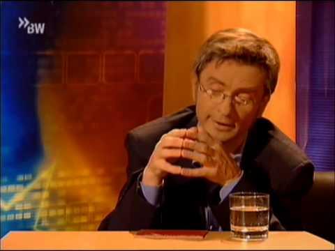 Richling: Reinhold Beckmann bei Johannes B. Kerner
