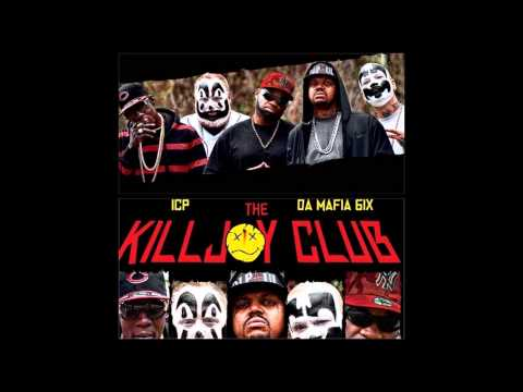 The Killjoy Club : Ghetto Blaster