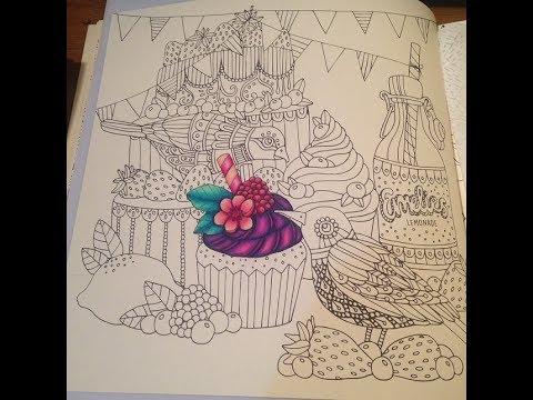 Fairytales Colouring Book Colour Along Emelie Lidehall Oberg