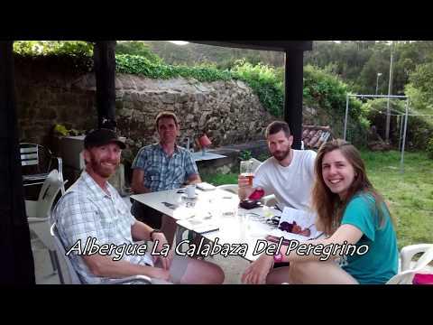 Caminho Português 2017   Tui to Santiago de Compostela