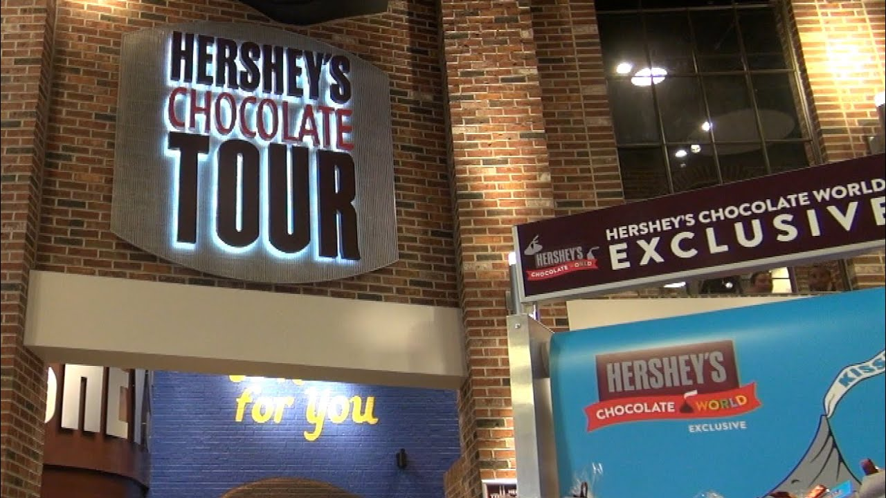 Hershey S Chocolate World Ride