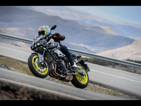 YAMAHA MT-10 (2016-on) Review | Speed, Specs & Prices | MCN
