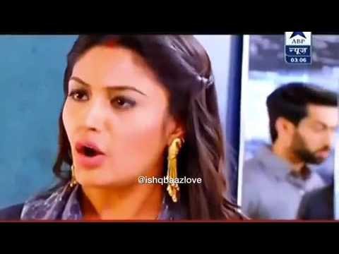Ishqbaaz:- Anika Ne Mara Thappad To Mr.shivay