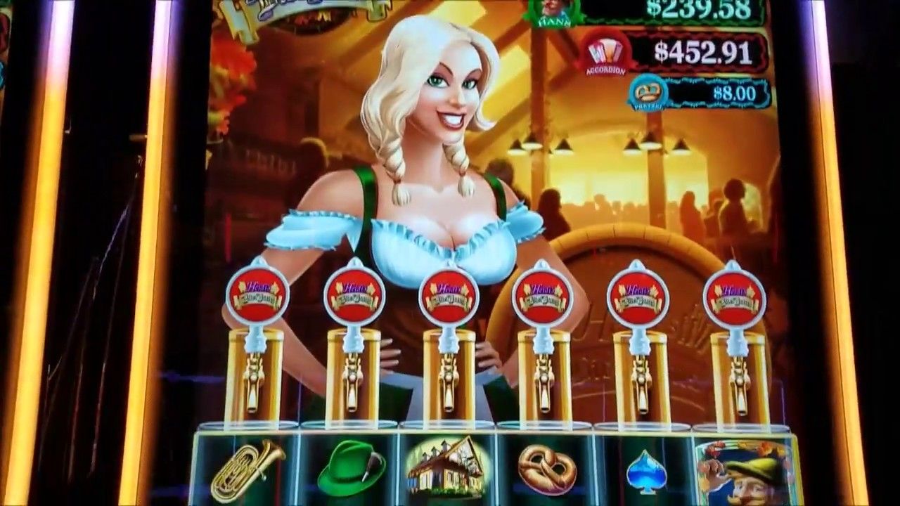 Heidi Slot Machine