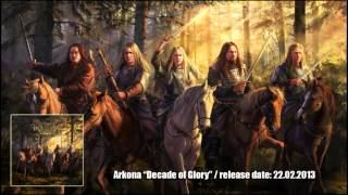 """Arkona - Marena (track from upcoming CD """"Decade of Glory"""")"""