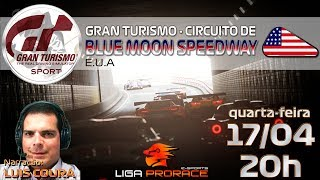 GT ESPORTS 2019 | CATEGORIA JUNIOR | GT SPORTS PS4 I GRANDE PREMIO DE BLUE MOON BAY SPEEDWAY