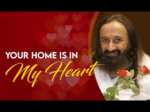 Your Home Is In My Heart | Lord Krishna | Rock Song | Art of Living Bhajan