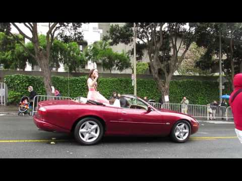 Northern California Cherry Blossom Parade 2017 Miss Globe Vietnam International