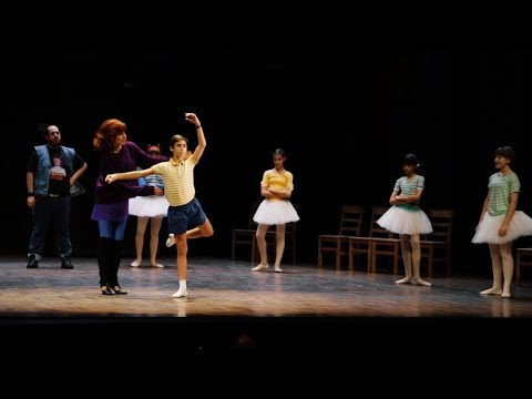 Billy Elliot  baila en Madrid