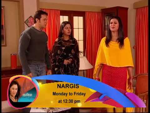 "Watch ""Nargis"" - Monday to Friday at 12.30 PM only on DD National"