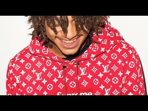 37aceb91d180 Supreme x LV Hoodie from Aliexpress - YouTube