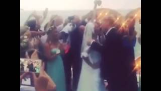 Свадьба Пескова и Навки