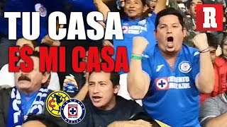 Color Cruz Azul vs América (5 - 2) | Goleada celeste