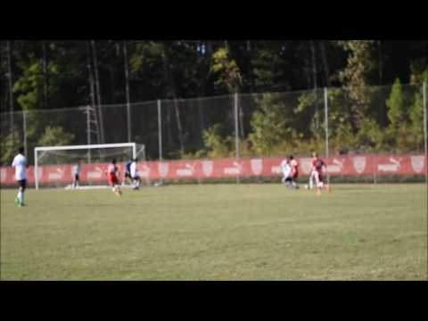U15 Tyson Tracy Giles | Fall Winter Highlight Video Part TWO | College Recruitment Video