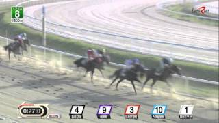 Emeth (kim Yong Geun) Wins Class 4 1200 At Busan