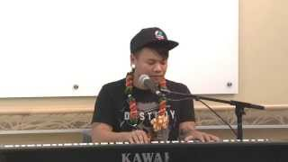 AJ Rafael Performance at Leeward Community College