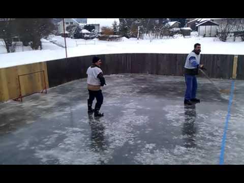 hokej Maleč 1