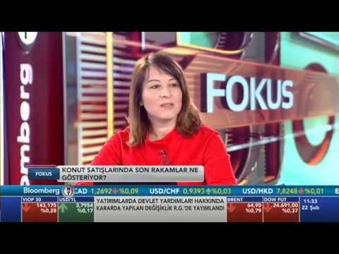 Mresco Türkiye Ceo'su Oya Zingal / Bloomberg HT 'Fokus' 22 Şubat 2018