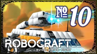 Robocraft - Episode 10 (laser Welsh-cakes)