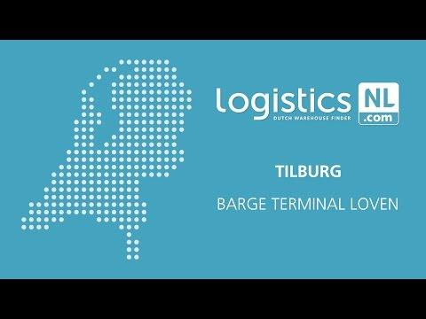 Tilburg | Barge Terminal Loven