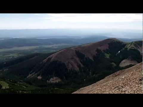 Mt. Waas - Grand County High Point - Utah