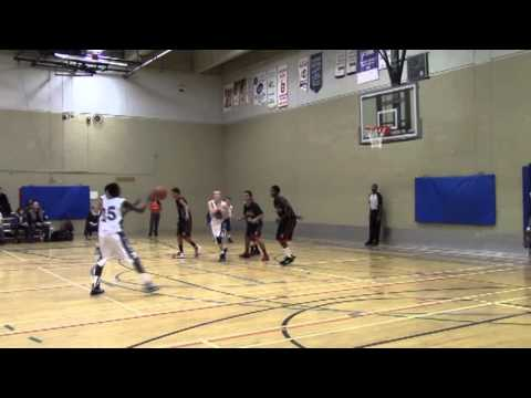 Montreal Youth Basketball - Parc Ex Vs Longueuil