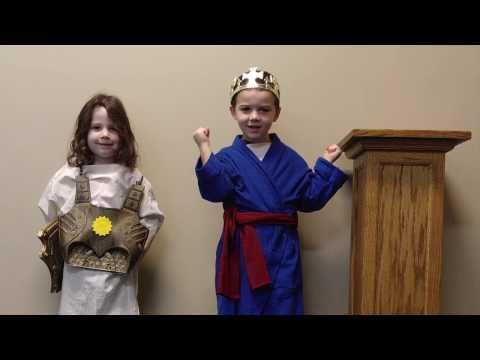 Christmas Story- New Hope Preschool