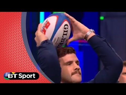 Pitch Demo: Hooker's Throw Masterclass | Rugby Tonight