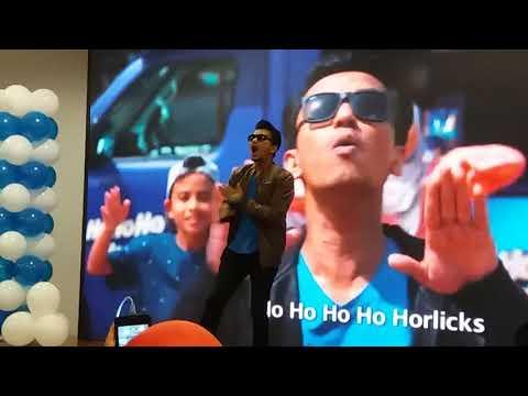 Faizal Tahir Horlicks Theme Song - Horlicks Promo Tour