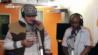 FunX Zonamo Radio Sessies met KleuKleu, Jos Bros & Kingsize!