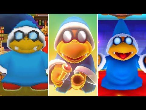 All Kamek Bosses in Mario Party