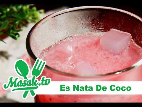 Es Nata De Coco | Minuman #068