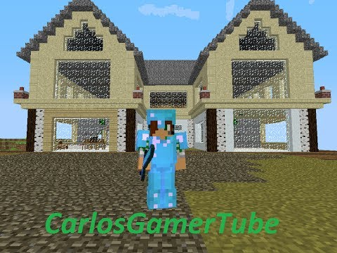 Database error for Como aser una casa moderna y grande en minecraft