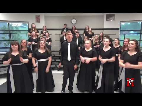Sing! performed by Honesdale High School Chamber Choir