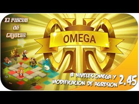 [DOFUS] Niveles omega y modificacion del sistema de agresiones   BETA 2.45