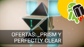 Ofertas en Google Play: _PRISM y Perfectly Clear