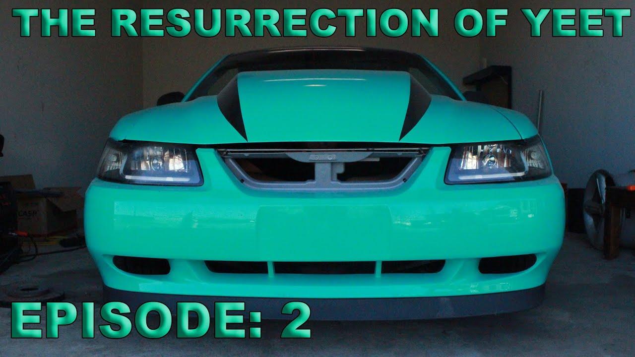 The Resurrection of YEET (V6 to V8 Swap) Episode: 2