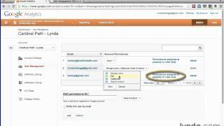 Уроки Google Analytics | 1.2 - Управление пользователями
