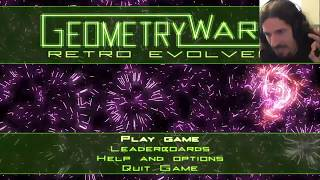 Lasers and Explosions - Geometry Wars: Retro Evolved