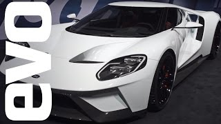 Ford GT preview - the return of an icon   evo UNWRAPPED