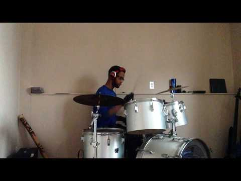 Anthony Evans - Mighty To Save (Drum Cover)