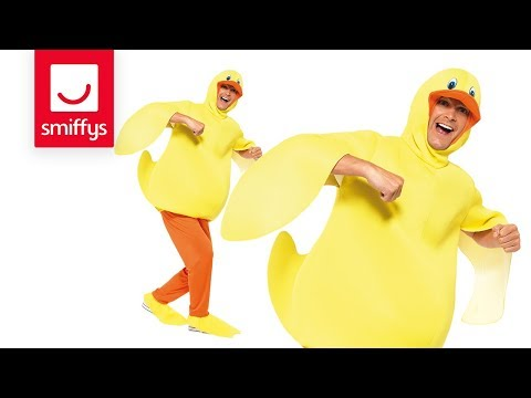 Duck Costume  sc 1 st  YouTube & Duck Costume - YouTube