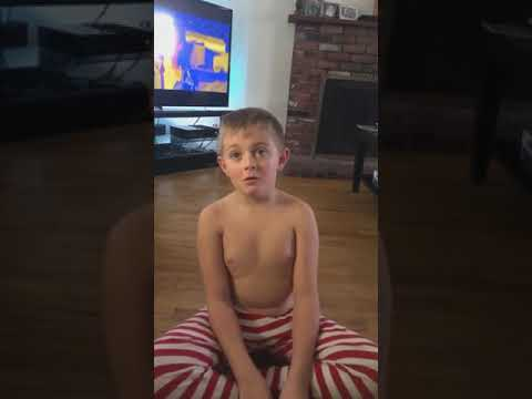 Jason King - WATCH: Kids Looses His Mind over Football